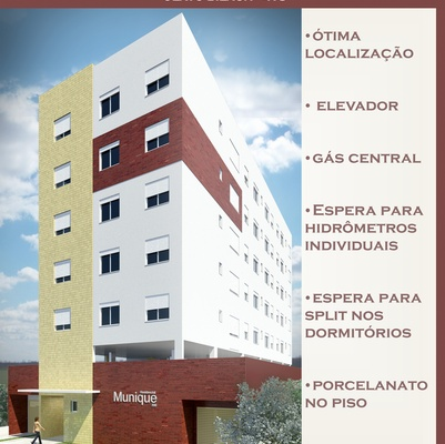 Residencial Munique - Banner